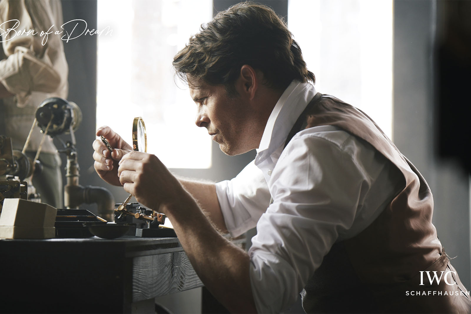 James Marsden, embajador de IWC