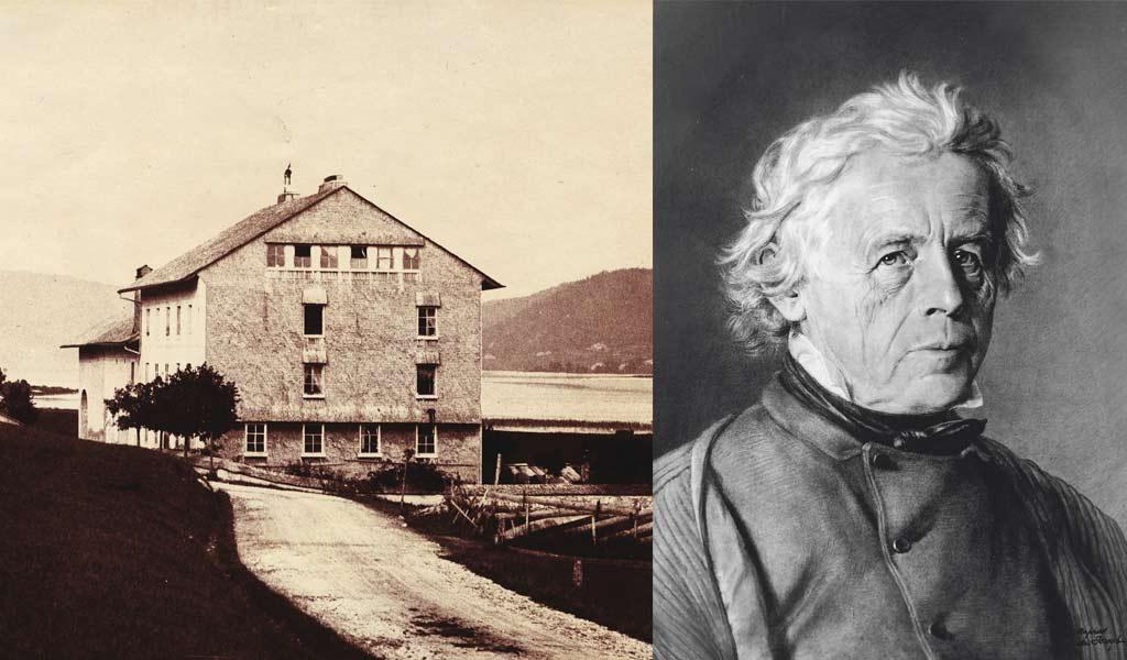 Maison Jaeger-LeCoultre & Mr. Antoine LeCoultre