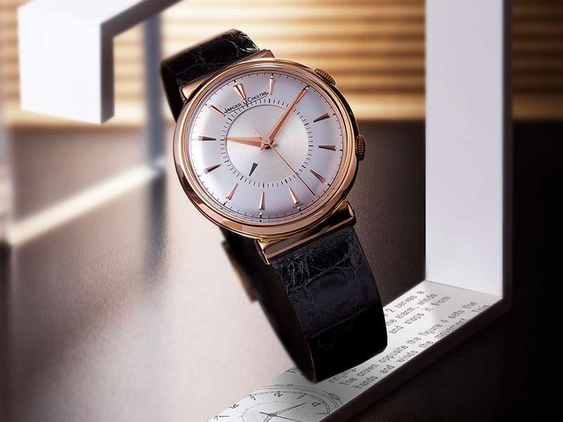 Primera edición del reloj Jaeger-Lecoultre Memovox