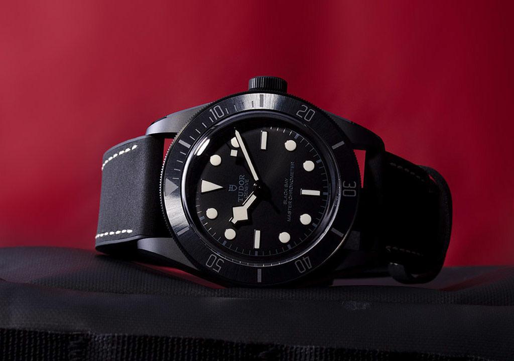El nuevo reloj Tudor Black Bay Ceramic