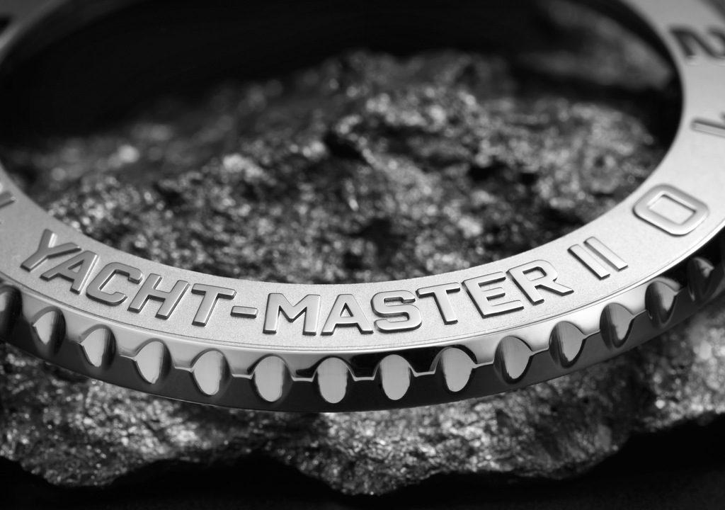 Materiales Rolex: El platino