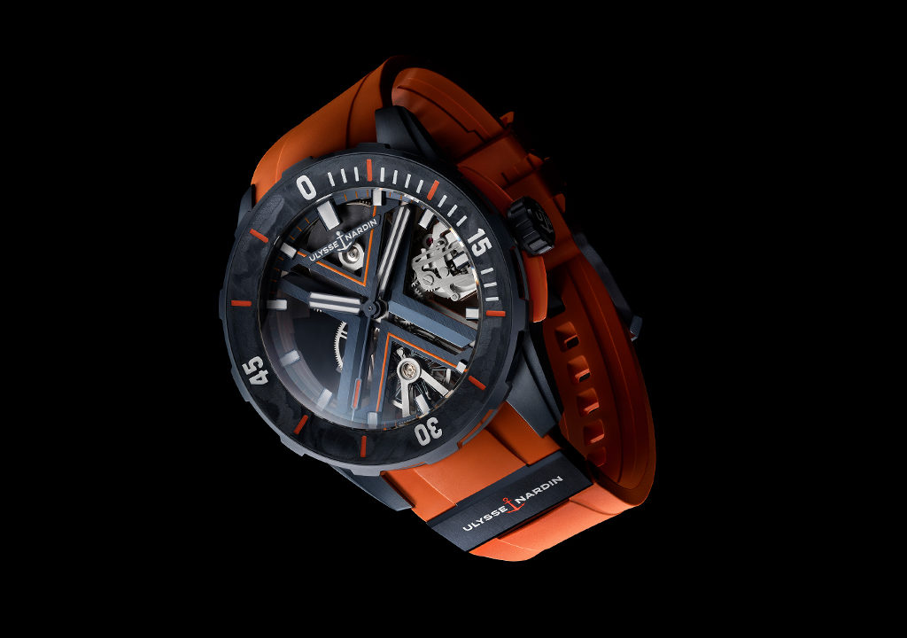 Relojes de titanio muy ligeros