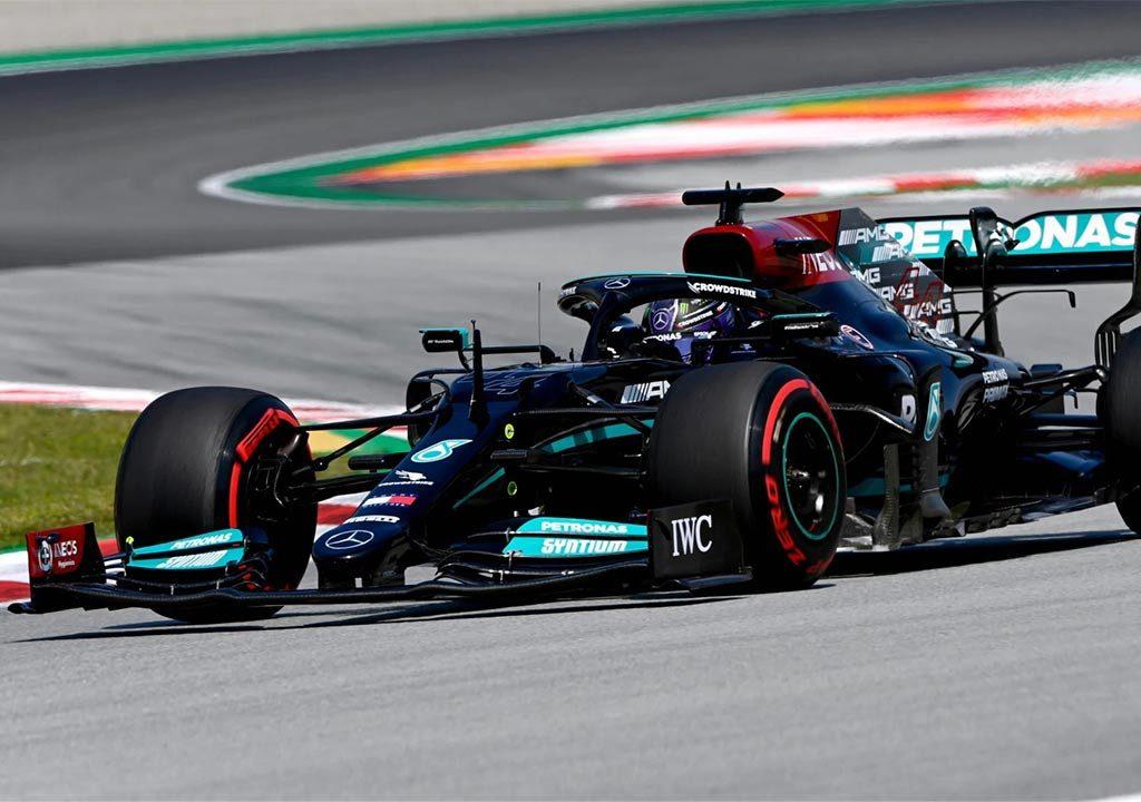 Relojes y Pilotos de Formula 1