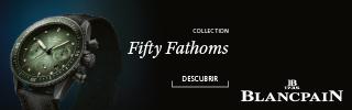 Colección de relojes Blancpain