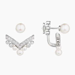 Chaumet Earrings Joséphine Aigrette