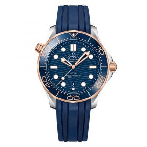 Omega Seamaster Diver 300M Co-Axial Master Chronometer