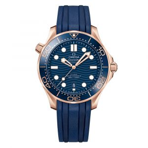 Omega Seamaster Diver 300M Co-Axial Master Chronometer 42