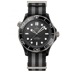 Omega Seamaster Diver 300M Omega Co-Axial Master Chronometer