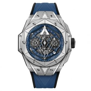 Hublot Big Bang Sang Bleu II Titanium Blue
