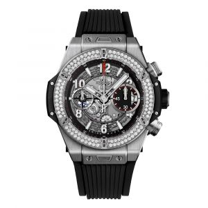 Hublot Big Bang Unico Titanium Diamonds