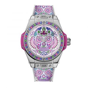 Hublot Big Bang One Click Calavera Catrina Steel