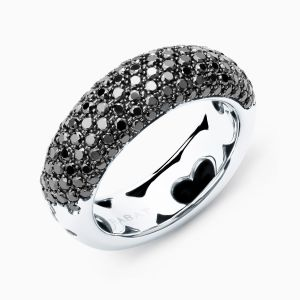 Blanck diamonds ring
