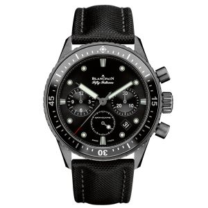 Blancpain Bathyscaphe Fifty Fathoms Chronograph Flyback