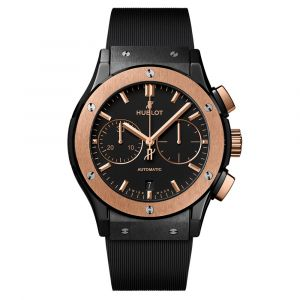 Hublot Classic Fusion Chronograph Ceramic King Gold 45