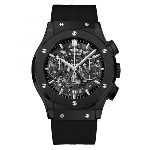 Hublot Classic Aerofusion Black Magic