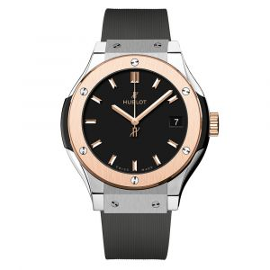 Hublot Classic Fusion Titanium King Gold 33