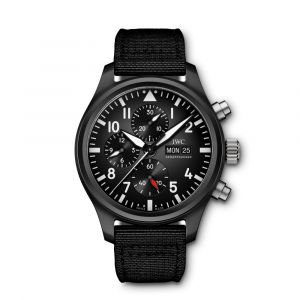 IWC Schaffhausen Pilot's Watch Chronograph Top Gun IW389101