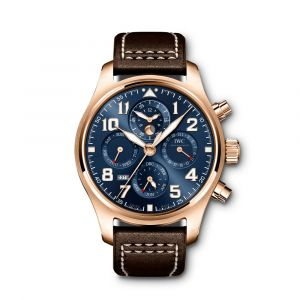 "IWC Schaffhausen Pilot's Watch Perpetual Calendar Chronograph Edition ""Le Petit Prince"" IW392202"