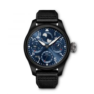 "IWC Schaffhausen Big Pilot's Watch Perpetual Calendar Edition ""Rodeo Drive"" IW503001"