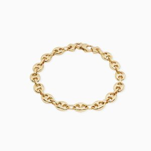 Rabat yellow gold bracelet
