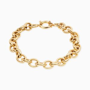 Rabat yellow gold 18 kts. bracelet