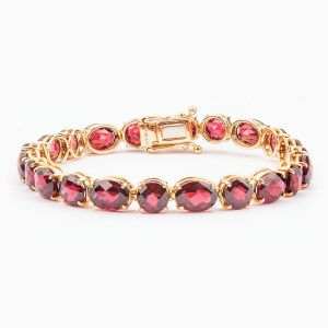 Precious Stones Bracelet