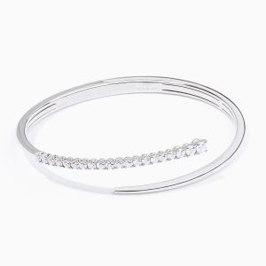 Bracelet Rabat white gold with diamonds