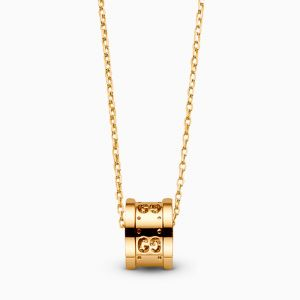Gucci necklace in yellow gold