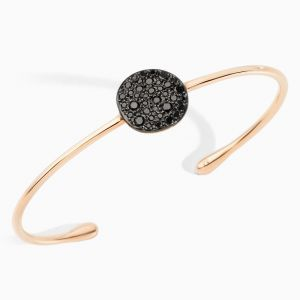 Pomellato Bracelet with Black Diamonds