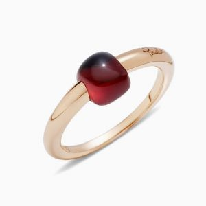 Pomellato Ring with Garnet
