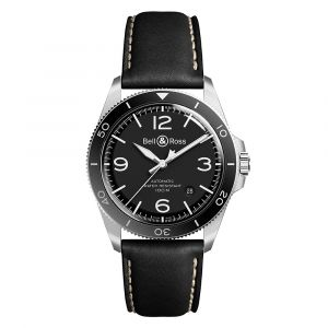 Bell & Ross BR V2-92 Black Steel
