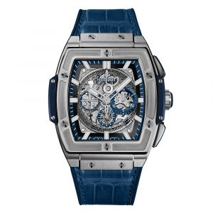 Hublot Spirit Of Big Bang Titanium Bleu 45