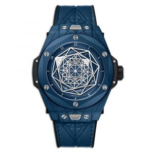 Hublot Big Bang Unico Sang Bleu Ceramic Blue
