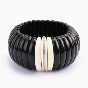Elastic Bracelet of Natural Stones