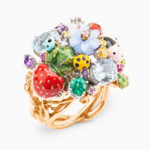 Ring with Precious Stones