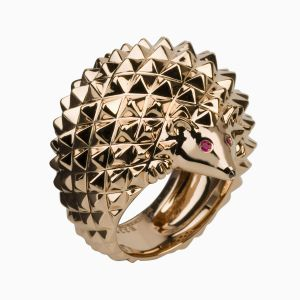 Boucheron Hedgehog Ring