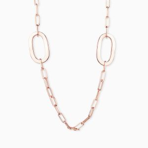 Rabat rose gold 18 kts. necklace