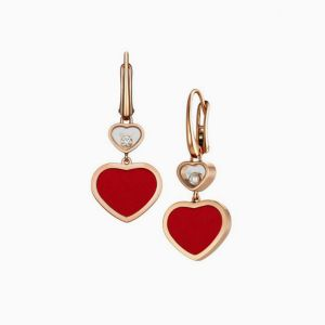 Pendientes Chopard Happy Diamonds