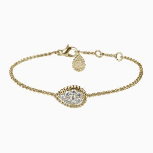 Pulsera Boucheron Serpent Boheme con Diamantes