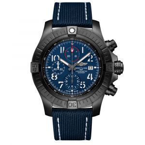 Breitling Super Avenger Chronograph 48 Night Mission Titanium