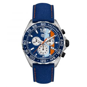TAG Heuer Formula One Chronograph Gulf Edition