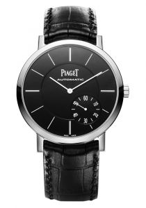 Piaget Altiplano Ultra-Thin Black