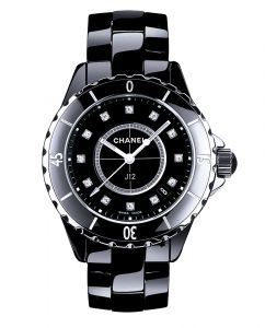 Chanel J12 Cadran Diamants