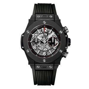 Hublot Big Bang Unico Black Magic Chronograph