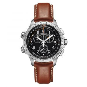 Hamilton X-Wind Chrono Quartz GMT