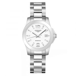 Longines Sport Conquest Quartz Ladies