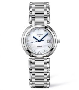 Longines PrimaLuna Automatic Diamonds