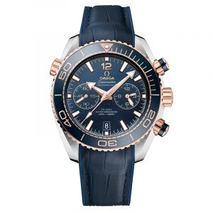 Omega Seamaster Planet Ocean 600M Omega Co-Axial Master Chronometer Chronograph