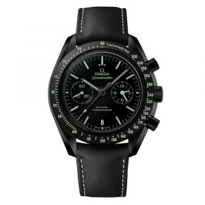 "Omega Speedmaster ""Dark Side of the Moon Pitch Black"""