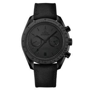 "Omega Speedmaster ""Dark Side of the Moon Black Black"""